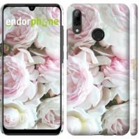 Чехол для Huawei P Smart 2019 Пионы v2 2706m-1634