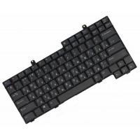 Клавиатура для ноутбука Dell Latitude D500, D505, D600, D800 RU, Black (01M722)