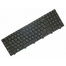 Клавиатура для ноутбука Dell Inspiron 15R, N5110, M5110 RU, Black Frame Black (04DFCJ)