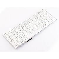 Клавиатура для ноутбука Asus Eee PC 700, 701, 701SD, 701SDX, 900, 900A, 901 RU, White (04GN021KRU00)