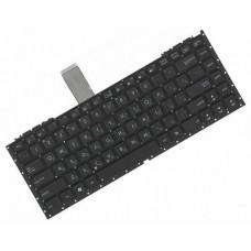 Клавиатура для ноутбука Asus U33, U43 RU, Black, Without Frame 04GN031KRU00)