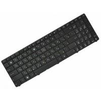 Клавиатура для ноутбука Asus N53, K53E, K53S, X54H, A54L, X54L RU, Black (04GN1R2KRU00-2)