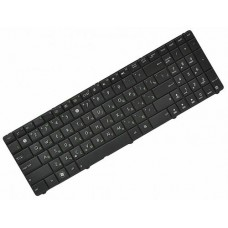 Клавиатура для ноутбука Asus N53, K53E, K53S, X54H, A54L, X54L RU, Black (04GN1R2KRU00-2)