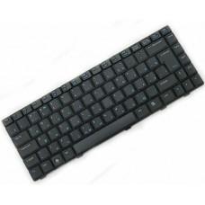 Клавиатура для ноутбука Asus A8, A8E, A8M, A8F, A8H, A8J, F8, N80, X80, Z99, Z99H, Z99J, W3, W3A, W3N, W3J, W6, W3000 RU, Black (04GNCB1KRU11)