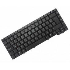 Клавиатура для ноутбука Asus F2, F3, F3J, F3Jc, F3Jm, F3T, F5, T11 RU, Black, 28pin (04GNI11KRU01)
