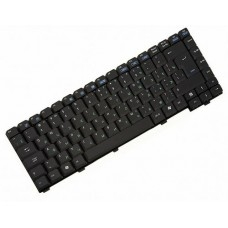 Клавиатура для ноутбука Asus G1, A3, A3000, A6, A6000, A9, A9000, Z81, Z91 RU Black (04GNLA1KRU00)