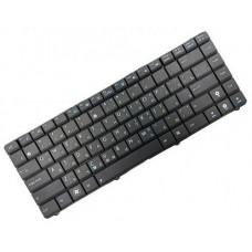 Клавиатура для ноутбука Asus K40, K40AC, K40AD, K40AE, K40AF, K40C, K40AB, K40AN, X8, X8AC, X8AE, F82, P80, P81 RU, Black (04GNQW1KRU00)