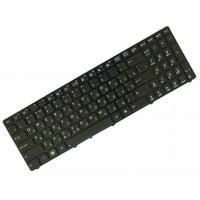 Клавиатура для ноутбука Asus K52, K52F, K52J, K52JK, G51, G53, G60, G72, G73, W90, X52, X61, A52, F50, F70 RU, Black, Frame Black (04GNV32KRU00)