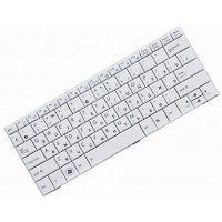 Клавиатура для ноутбука Asus Eee PC 1001, 1001PX, 1001HA, 1005, 1005HA, 1008, 1008HA RU, White (04GOA192KRU10)