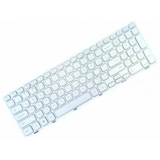 Клавиатура для ноутбука Dell Inspiron 7537 RU,  Silver, Backlight (0KK7X9)