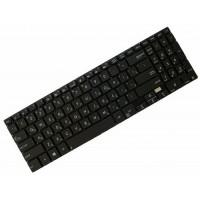Клавиатура для ноутбука Asus E500, E500C, P500, P500C, Pro PU500, PU551 Black, Without Frame  (0KN0-P21RU)
