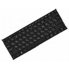 Клавиатура для ноутбука Asus X201, X201E, X202, X202E, S200, S200E RU Black, Without Frame (0KNB0-1120RU00)