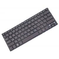 Клавиатура для ноутбука Asus UX330UA RU, Black, Without Frame, Backlight (0KNB0-2632RU00)