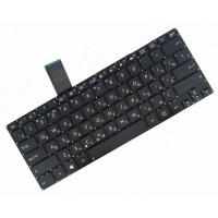 Клавиатура для ноутбука Asus VivoBook S300, S300C, S300CA, S301LP, S301LA, Q301, Q301LA, Q301L, X302LJ RU, Black (0KNB0-3105RU00)