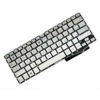 Клавиатура для ноутбука Asus UX31, UX32 RU, Silver, Without Frame (0KNB0-3624RU00)
