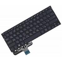 Клавиатура для ноутбука Asus UX301 RU, Black, Without Frame, Backlight (0KNB0-362ARU00)