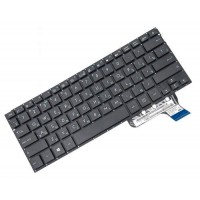 Клавиатура для ноутбука Asus UX303 RU, Black, Without Frame (0KNB0-3630RU00)