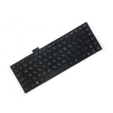 Клавиатура для ноутбука Asus S400, S451, X402 RU, Black, Without Frame (0KNB0-4124RU00)