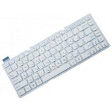 Клавиатура для ноутбука Asus X441 series RU, White, Without Frame (0KNB0-4126RU00)