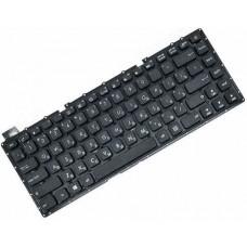 Клавиатура для ноутбука Asus X441 series RU, Black, Without Frame (0KNB0-4126RU00)