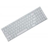 Клавиатура для ноутбука Asus X540, A540, D540, F540, K540, R540 White, Without Frame (0KNB0-610TRU00)