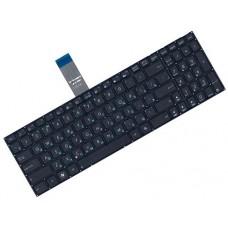 Клавиатура для ноутбука Asus X501, X550, X552 Black, Without Frame, с креплениями (0KNB0-6122RU00)