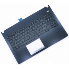 Клавиатура для ноутбука Asus X501 Black, Black Top Case (0KNB0-6124RU00)