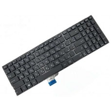 Клавиатура для ноутбука Asus UX510 series RU, Black, Without Frame (0KNB0-662QRU00)