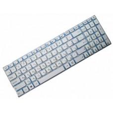 Клавиатура для ноутбука Asus X541, R541 RU, White (0KNB0-6724RU00)
