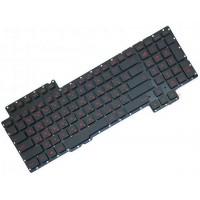 Клавиатура для ноутбука Asus G752 RU, Black, Without Frame, Backlight (0KNB0-E610RU00)