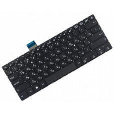 Клавиатура для ноутбука Asus X405U, X405UA, X405UQ, X405UR PWR RU, Black, Without Frame (0KNB0-F100RU00)