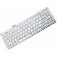 Клавиатура для ноутбука Asus E502MA, E502SA RU, White, Without Frame (0KNL0-6100RU00)