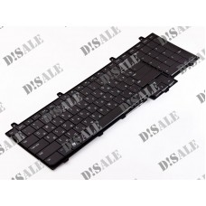 Клавиатура для ноутбука Dell Inspiron 1747, 1750 RU, Black (0M7MRH)