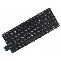 Клавиатура для ноутбука Dell Inspiron 13-5368, 14-7460, Vostro 14-5468, Latitude 3379 RU, Black, Without Frame (0M9DMK)