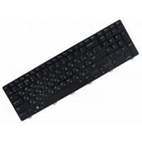 Клавиатура для ноутбука Dell Inspiron 3721, 5721 RU, Black (0PF2JN)