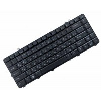 Клавиатура для ноутбука Dell Studio 15, 1535, 1536, 1537 RU, Black (0WT718)