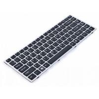 Клавиатура для ноутбука Sony VPC-S Series RU, Black, Silver Frame (148778371)