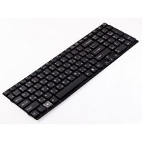 Клавиатура для ноутбука Sony VPC-EB Series RU, Black, Without Frame (148792821)