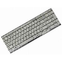 Клавиатура для ноутбука Sony VPC-EB Series RU, White, Without Frame (148793271)