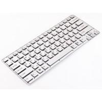 Клавиатура для ноутбука Sony VPC-CA Series RU, Silver, Without Frame  (148954121)