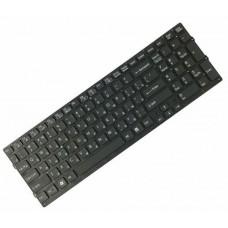Клавиатура для ноутбука Sony VPC-CB17 Series RU, Black, Without Frame (148954821)
