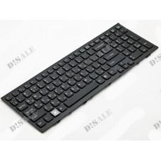 Клавиатура для ноутбука Sony VPC-EL Series RU, Black, Frame Black (148968761)
