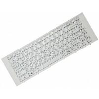 Клавиатура для ноутбука Sony VPC-EG Series RU, White, Frame White (148970261)