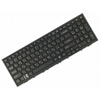 Клавиатура для ноутбука Sony VPC-EH Series. RU, Black, Frame Black (148970861)