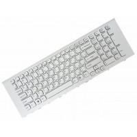 Клавиатура для ноутбука Sony VPC-EJ Series RU, White, Frame White (148972361)