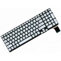 Клавиатура для ноутбука Sony VPC-SE Series RU, Silver (148986651)