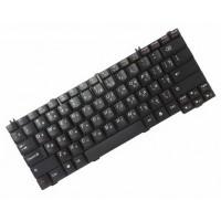 Клавиатура для ноутбука Lenovo IdeaPad G430, G450, G530, Y330, Y430, U330, C100, C200, C460, C510, N200, V100 RU, Black (25-007696)