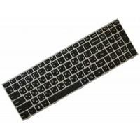 Клавиатура для ноутбука Lenovo IdeaPad G50-30, G50-70, G50-80, B50, Z50 RU, Black, Silver Frame (25214736)