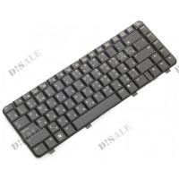 Клавиатура для ноутбука HP Pavilion DV3-2000, DV3-2020, DV3-2030, DV3-2050, DV3-2100 RU, Black, Глянец (531849-251)