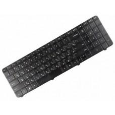 Клавиатура для ноутбука HP Compaq CQ72, G72 RU, Black (590086-251)